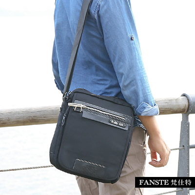 Fanste_梵仕特 側背包-都會仕風多功能-5195