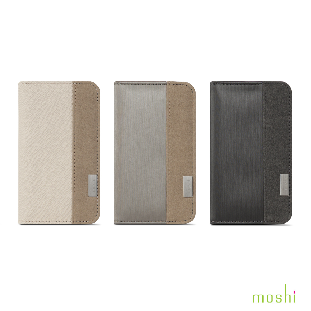 on sale 57abf 778f5 moshi Overture iPhone 6 plus / 6s plus 側開皮套   保護殼/皮套   Yahoo奇摩購物中心