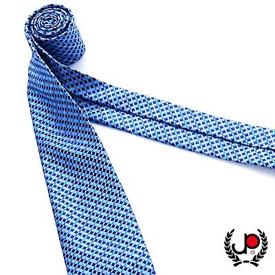 極品西服 100%絲質義大利手工領帶_菱格紋(YT5062)