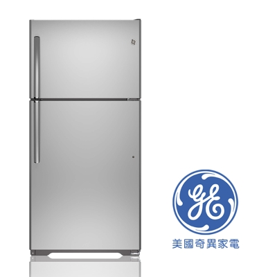 GE奇異 512L上下門冰箱 GTE18ISSS-不鏽鋼
