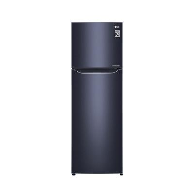 [無卡分期12期]LG 253公升變頻冰箱(典雅藍)GN-L307C