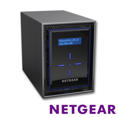 Netgear RN422 2Bay網路儲存伺服器