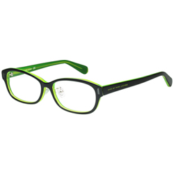 MARC BY MARC JACOBS  時尚光學眼鏡(黑+綠色)
