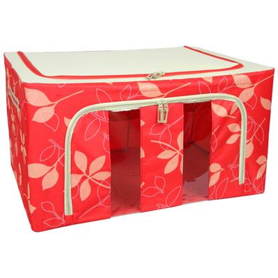 時尚屋 特大折疊收納箱NM-2195(顏色隨機)