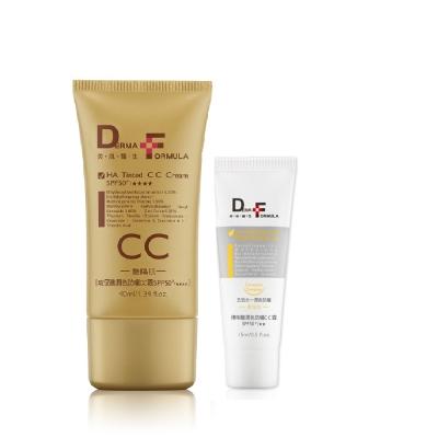 DF美肌醫生-玻尿酸潤色防曬CC霜SPF50-40