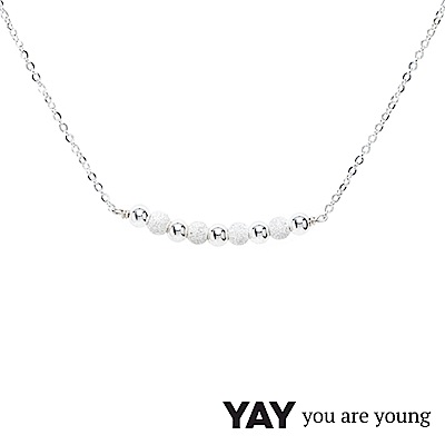 YAY You Are Young 法國品牌 Fruit Dor 雅果項鍊 925純銀