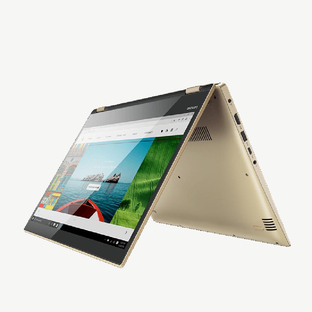 Lenovo YOGA520 14吋觸控筆電(i7-7500U/256SSD/獨顯、