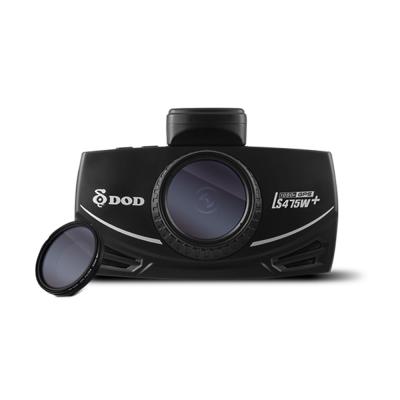 DOD LS475W+ 1080P高畫質 GPS行車紀錄器-快
