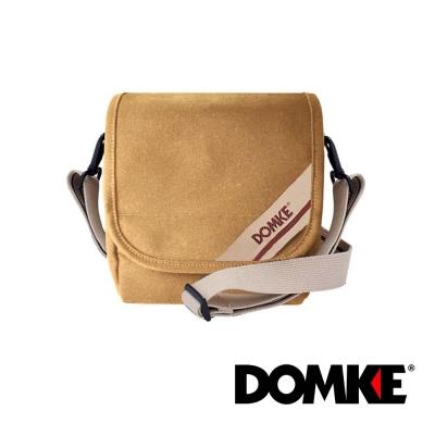 美國進口-DOMKE-F-5XA-經典側背型背包-卡其色