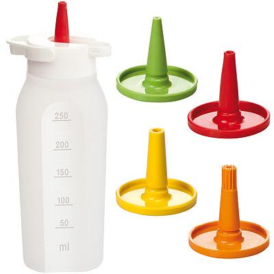TESCOMA Presto 4in1醬料擠壓瓶(250ml)