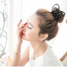 梨花HaNA 韓國甜蜜派對蕾絲大兔耳朵髮圈