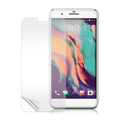 VXTRA HTC One X10 高透光亮面耐磨保護貼