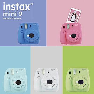 富士 拍立得 FUJIFILM instax mini 9 相機 平輸