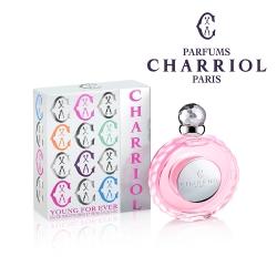CHARRIOL 粉漾水晶女性淡香水100ml