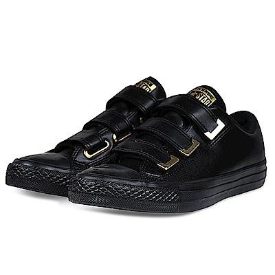 CONVERSE-女休閒鞋559906C-黑