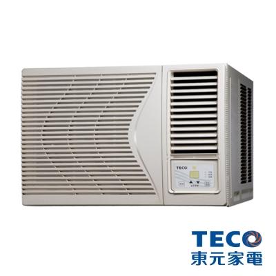 TECO東元-6-8坪定頻右吹窗型MW40FR1