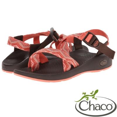 Chaco-冒險旅遊涼鞋-Z-Volv2夾腳款-女