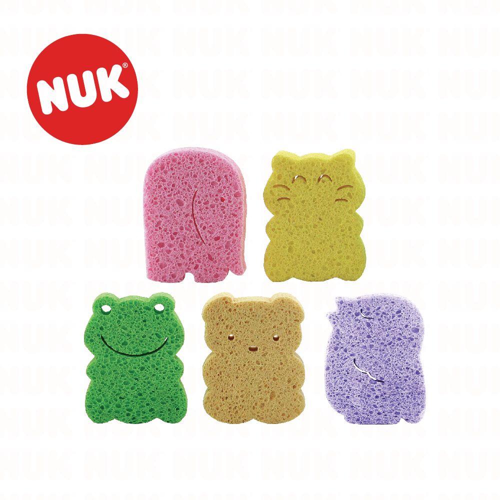 NUK 沐浴海棉(款式隨機)