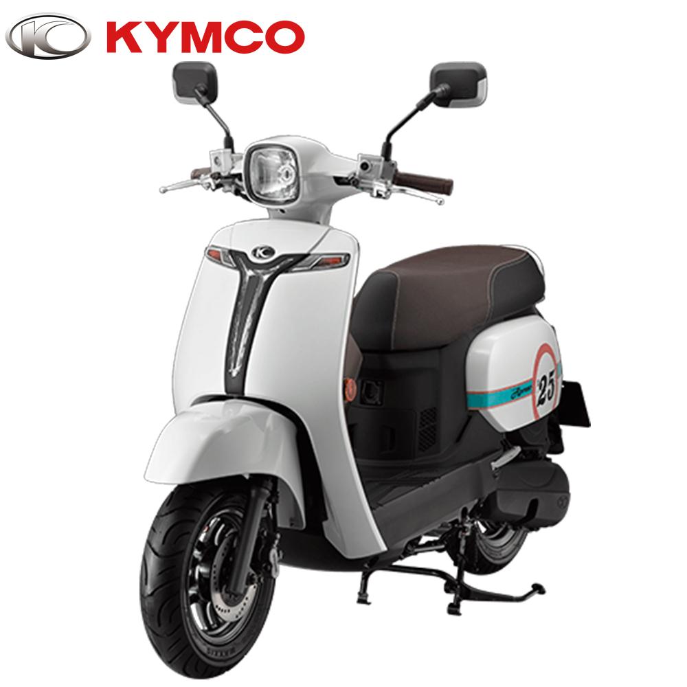 KYMCO 光陽機車 ROMEO 125 快樂摩斯版(2016年新車)-顏色由專人與您聯絡