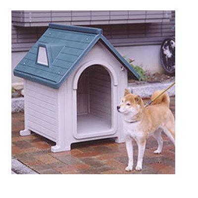日本Richell-中大型犬用室外狗屋-3種顏色