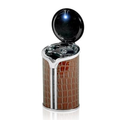 LED時尚煙灰缸 智慧感應 斜口設計-急速配
