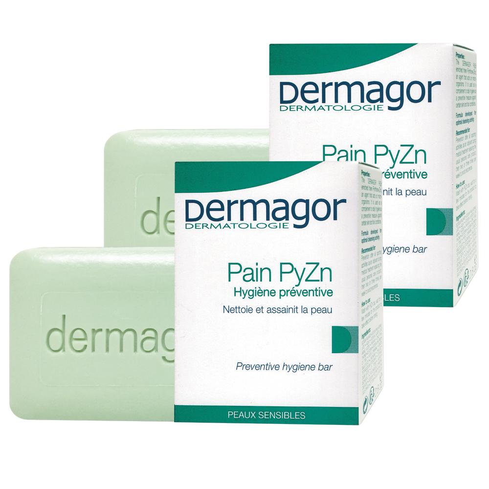 DERMAGOR朵瑪 抗痘潔膚皂80g(2入特惠)