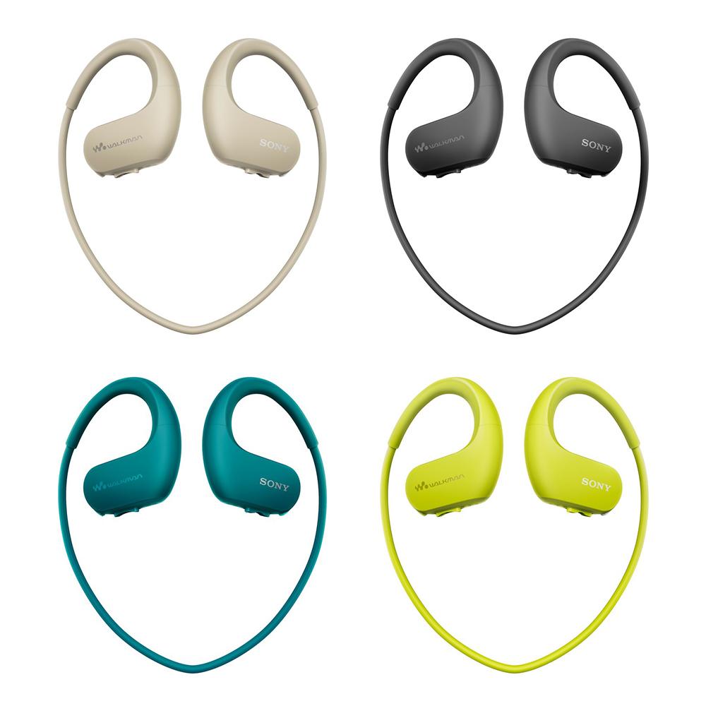 SONY NW-WS413防水無線隨身聽耳機