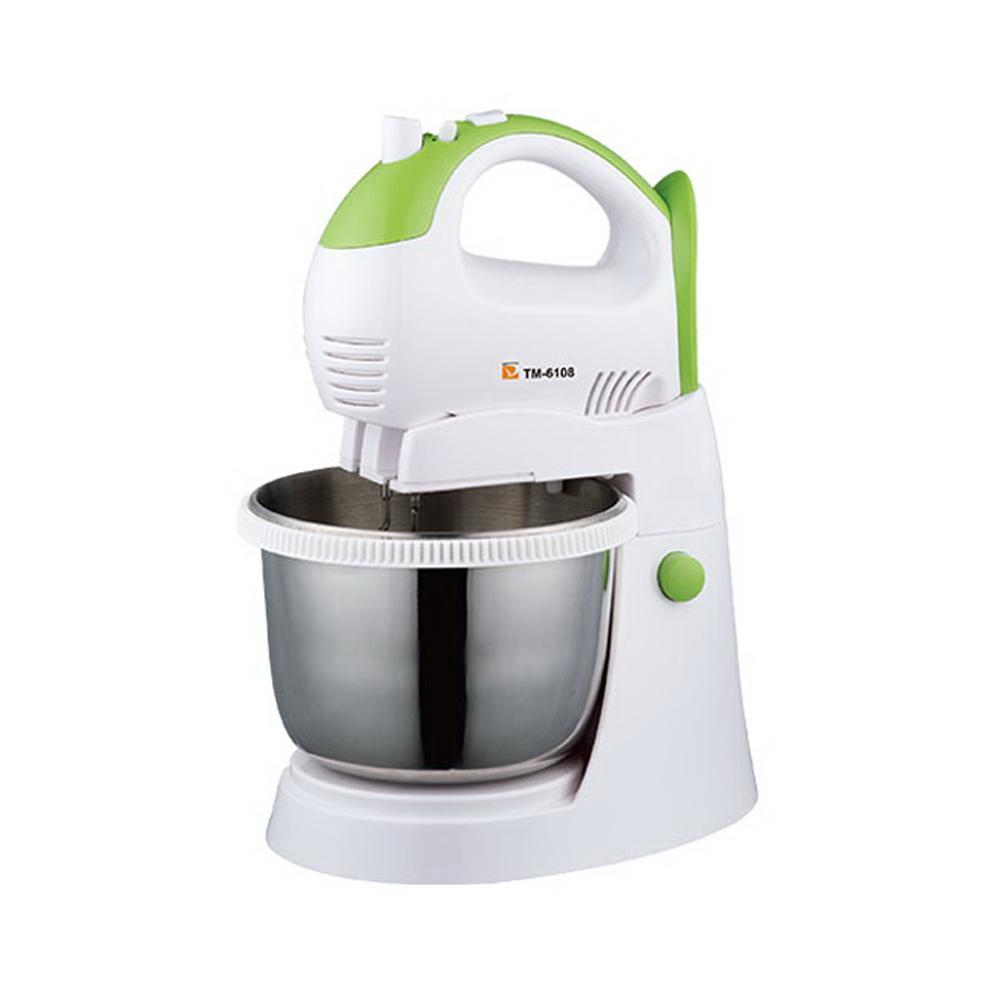 麵糰大師DaHe手持立式兩用美食攪拌機打麵器TM-6108s二代強力型