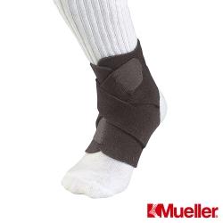 MUELLER慕樂 可調式踝關節護具 黑色 長底(MUA4547)