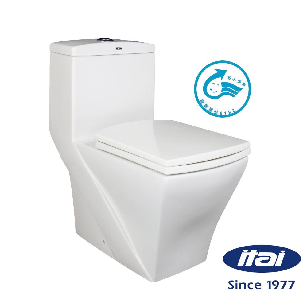 一太e衛浴ITAI 省水馬桶ET-1018