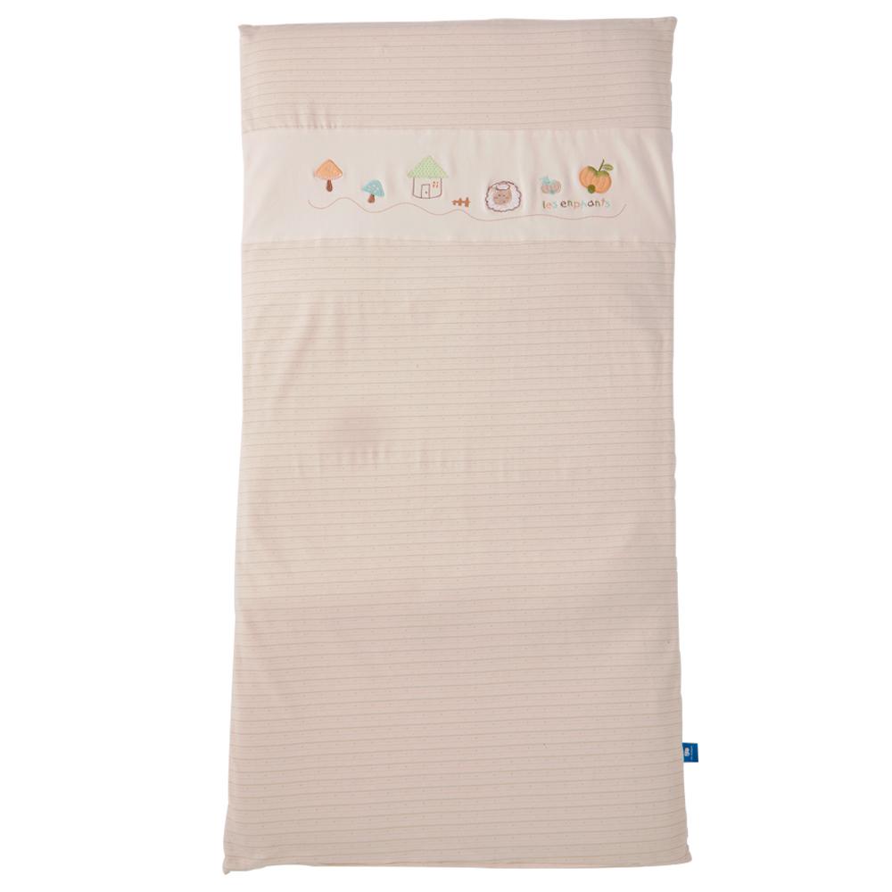 (買就送12%超贈點)【les enphants】麗嬰房 有機棉透氣床墊