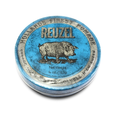 *REUZEL 藍豬水性髮油113g