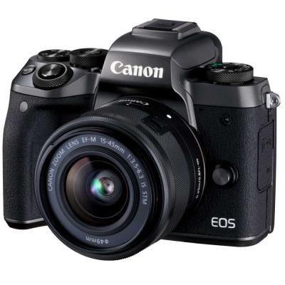 Canon EOS M5 15-45mm STM 變焦鏡組(公司貨)