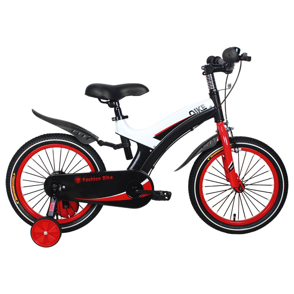 寶貝樂精選16吋寶馬腳踏車打氣胎童車-紅