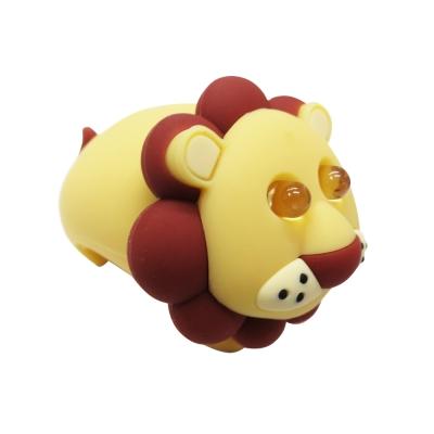 ZOONIMAL可愛動物LED單車用前燈 獅子