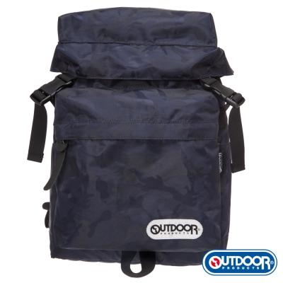 OUTDOOR-Hunter系列-平板電腦後背包-深藍 OD261102NY