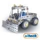 德國eitech益智鋼鐵玩具-2合1貨卡車-C83