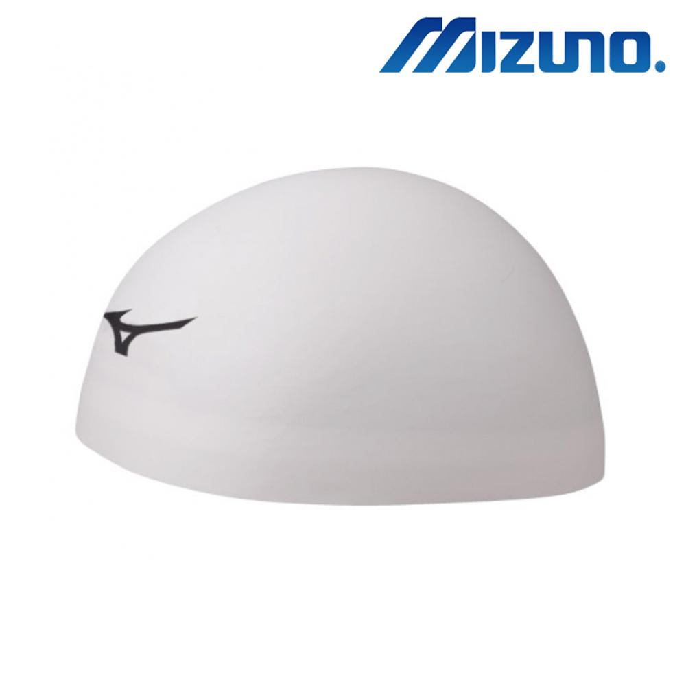 MIZUNO 日本製 GXSONIC HEAD 競賽級矽膠泳帽N2JW800200