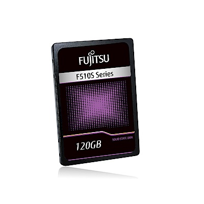Fujitsu富士通 F510S 120GB 2.5吋 SATAIII SSD固態硬碟