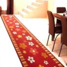 范登伯格 - 朝暘 進口地毯-黛西 (紅款) (80x300cm)