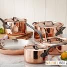 法國Mauviel經典紅銅鍋具全面9折!