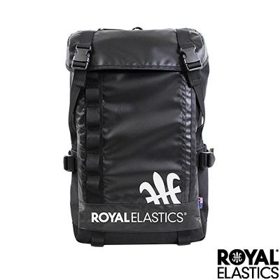 Royal Elastics - 休閒潮流後背包 - True colors自我本色系列 - 黑