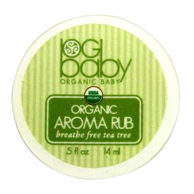 Trillium organic嬰兒清新茶樹修護霜
