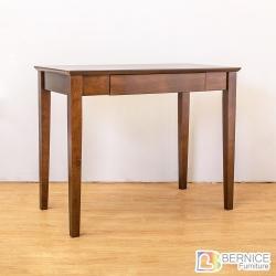 Bernice-漢克3尺簡約實木書桌-90x50x72cm