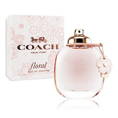 COACH Floral芙洛麗淡香精 90ml