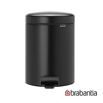 Brabantia NEWICON環保垃圾桶-5L尊爵黑