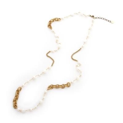 Luce Costante Foglia系列白天然石長鏈 @ Y!購物