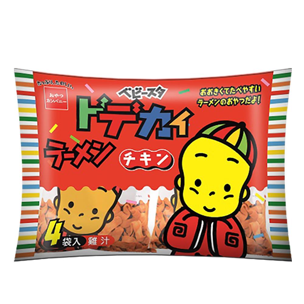 OYATSU優雅食 點心條餅中雞汁分享包(37gx4入)