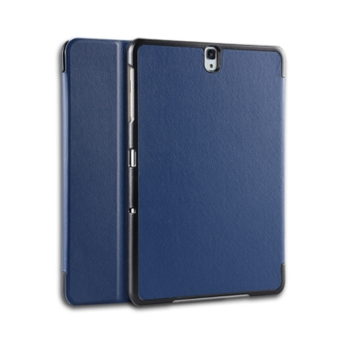 PKG 三星SAMSUNG Galaxy Tab S3 9.7側翻式皮套-紳士藍