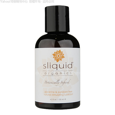 美國Sliquid-Sensation冰火交融水基潤滑液125ml(快速到貨)